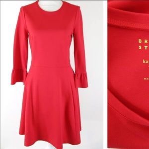 Red Kate Spade Dress XXL (2X)